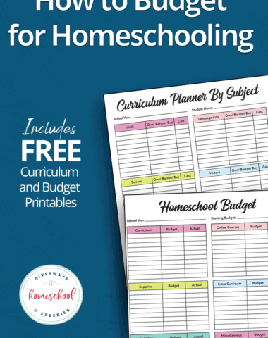budget worksheets on background with test overlay
