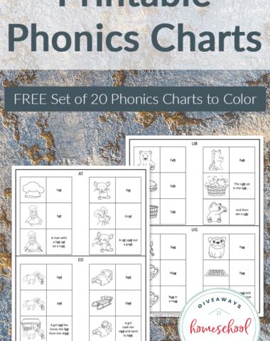 phonics-charts