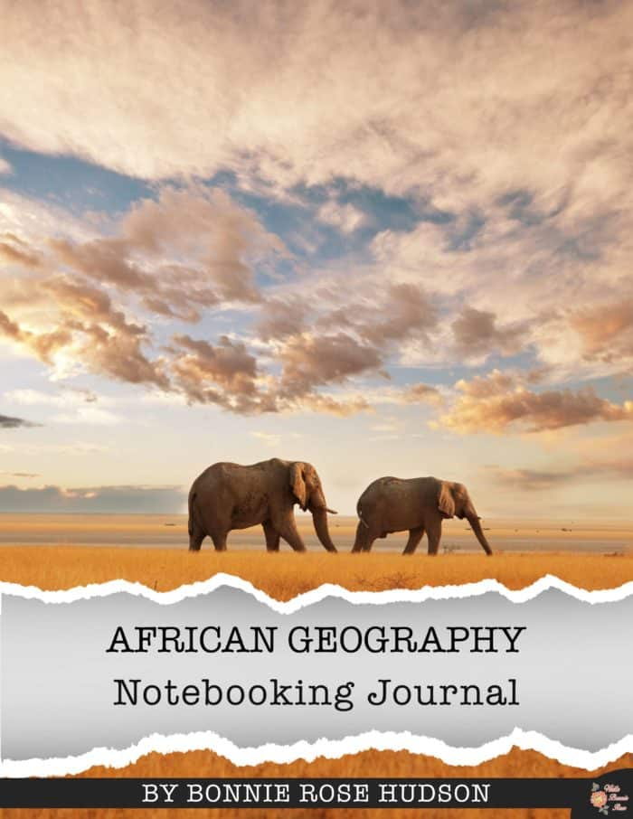 African-Geography-Notebooking-Journal