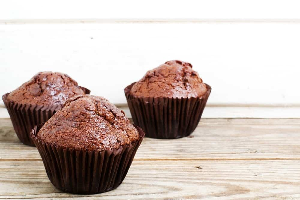 Air Fryer Easy Chocolate Muffinsby Recipe This