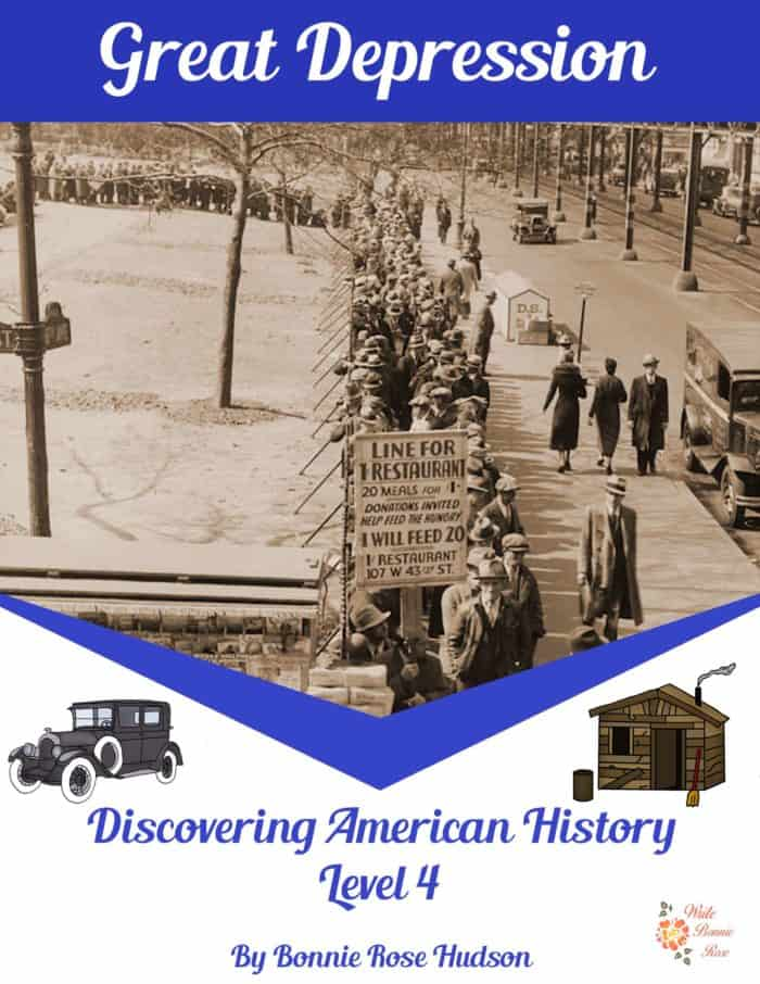 Discovering-American-History-Level-4-Great-Depression