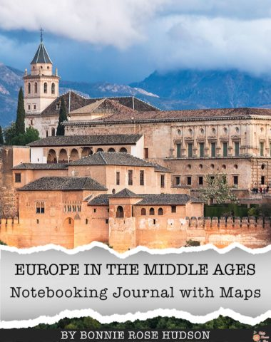 Europe-in-the-Middle-Ages-Notebooking-Journal-with-Maps