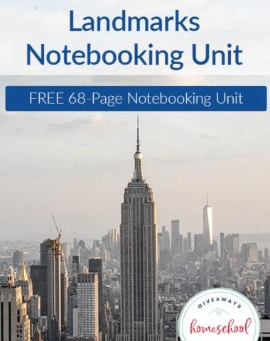 US-Man-Made-Landmarks-Notebooking