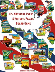 US-National-Parks-and-Historic-Places-Board-Game