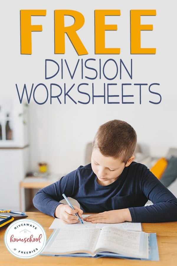 If you have a student that struggles with division, these FREE worksheets will be a huge help! #freemathworksheets #mathhelps #divisionworksheets