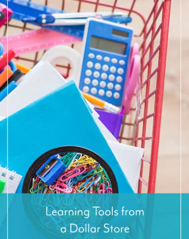 Learning Tools from a Dollar Store