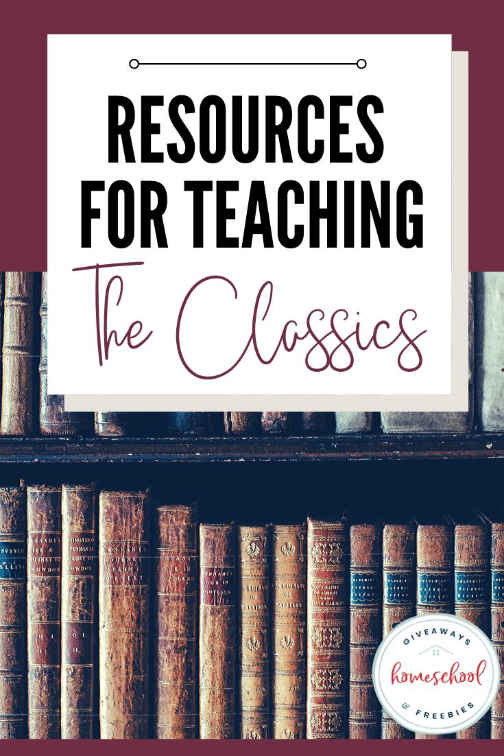 Free Literature Classics Homeschool Curriculum