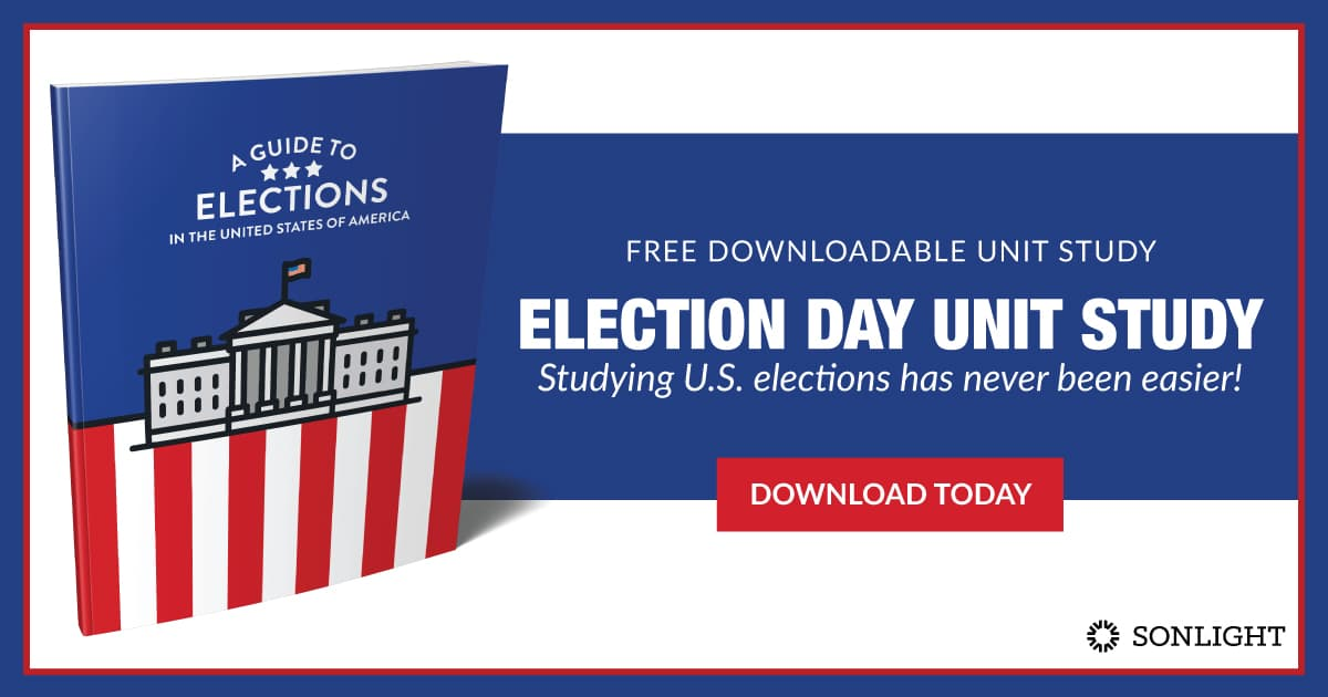Free Election Day Unit Study