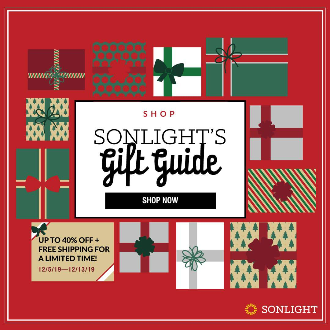 12 Days of Christmas: Giveaways and Gift Guide
