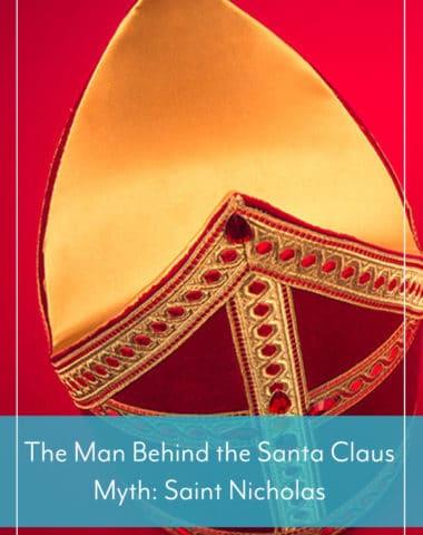 The Man Behind the Santa Claus Myth: Saint Nicholas