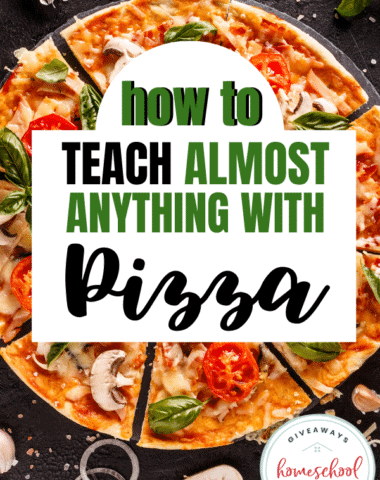 How to Teach Almost Anything with Pizza.