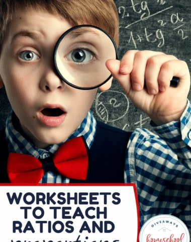 Worksheets to Teach Ratios and Proportions. #proportionsworksheets #ratioworksheets