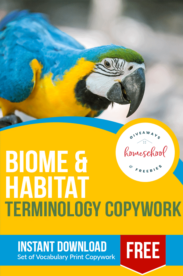 Biome and Habitat Curriculum