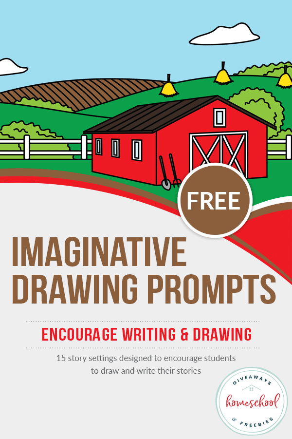 Imaginative Drawing Prompts Free Homeschool Curriculum