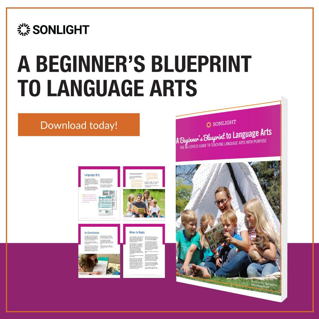 Language Arts Blueprint