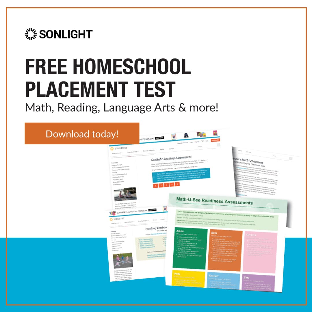 Free Homeschool Placement Tests