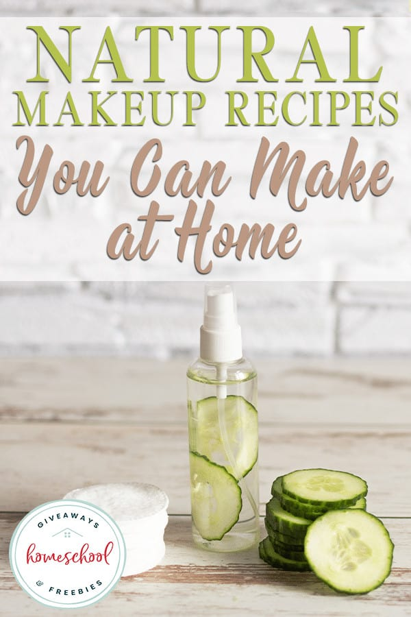 natural cucumber cleanser with makeup remover pads