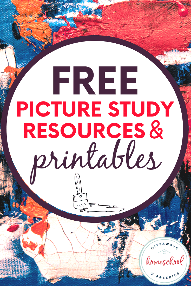 free picture study resources
