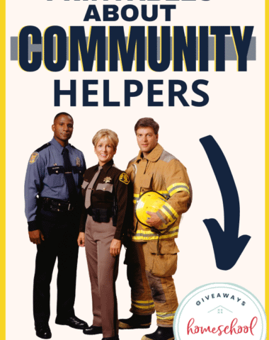 Printables About Community Helpers.