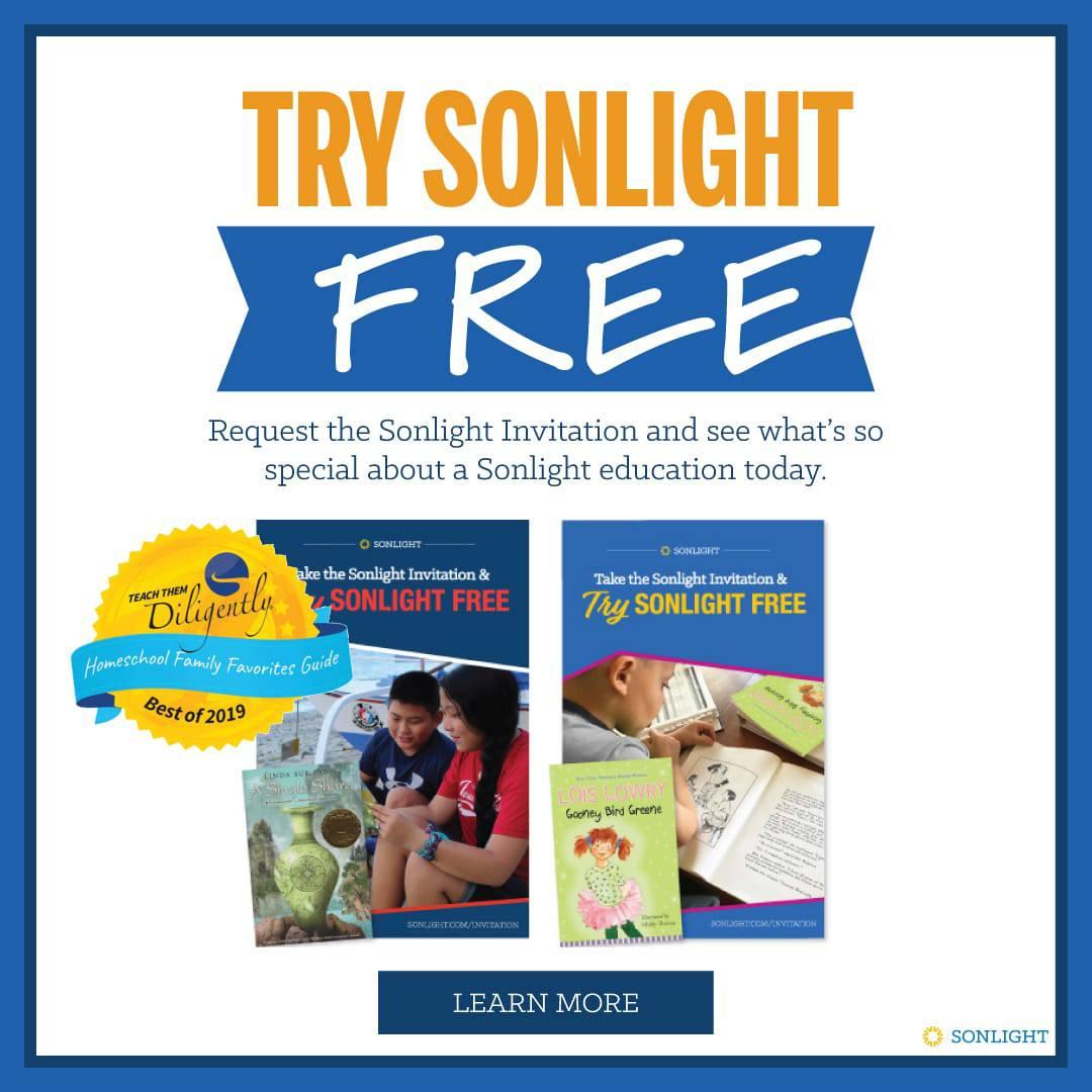 try sonlight free