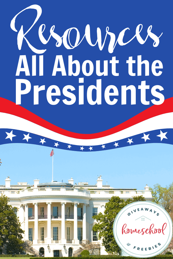 Resources All About the Presidents. #presidentsday #teachingthepresidents