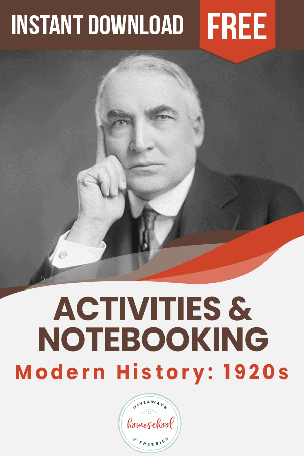 Free Modern History Homeschool Curriculum