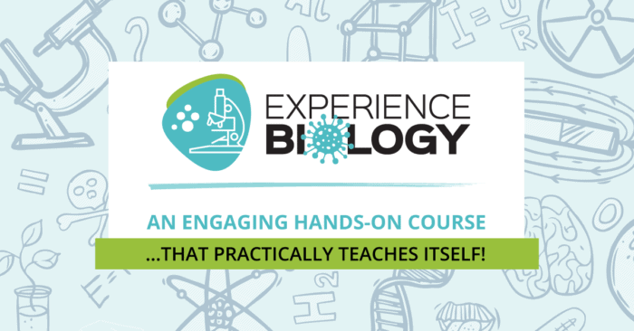Experience Biology online class promo image