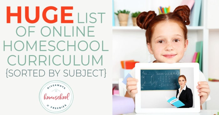 young girl holding tablet with online education concept on screen
