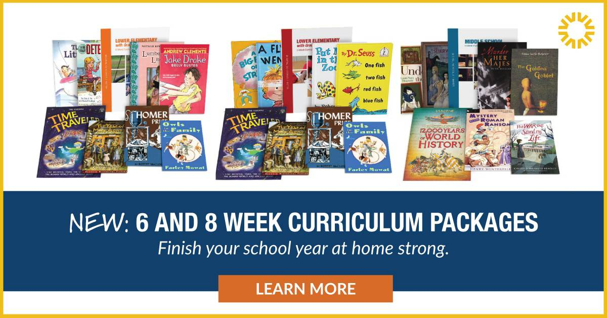 6- and 8-week curriculum packages