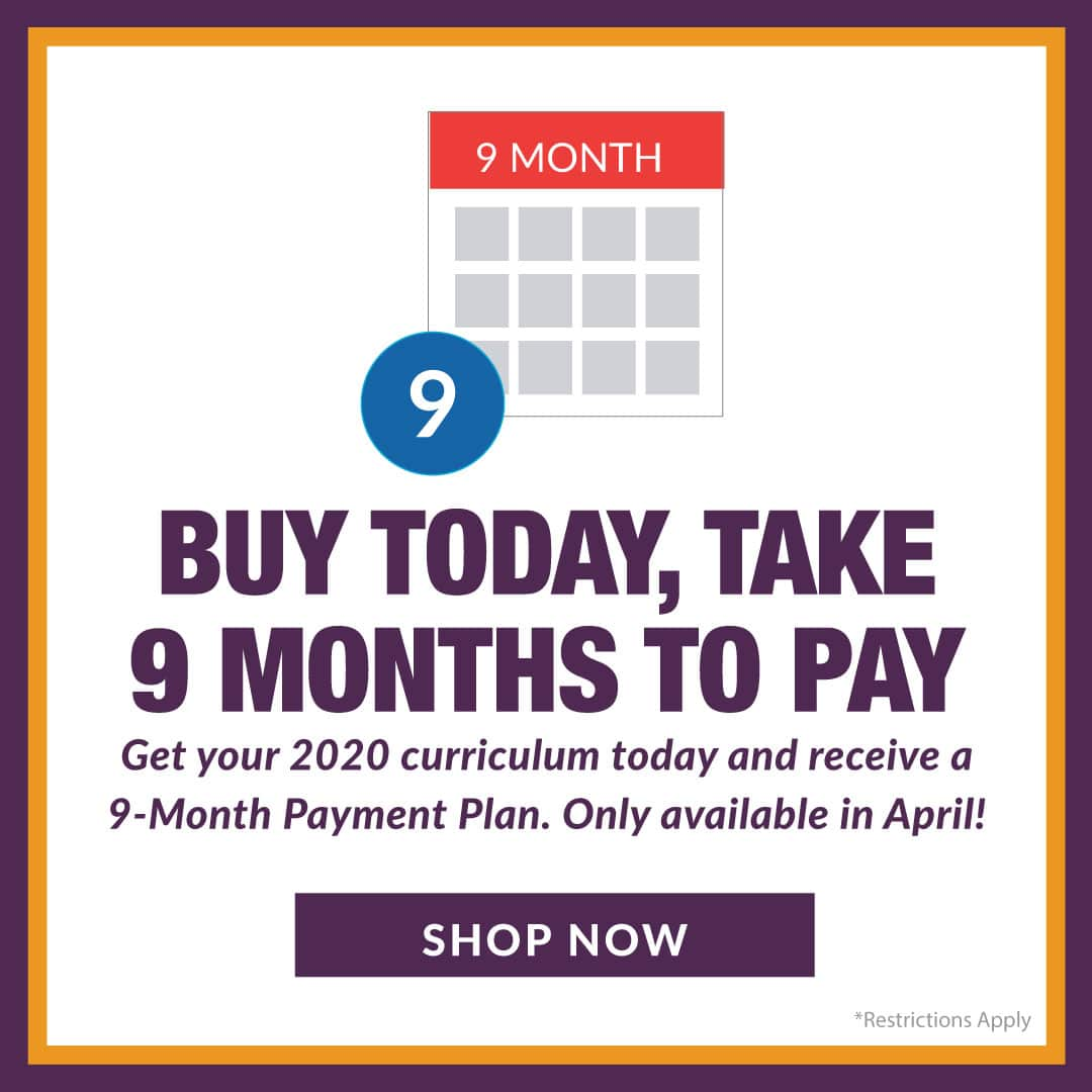 9 months to pay