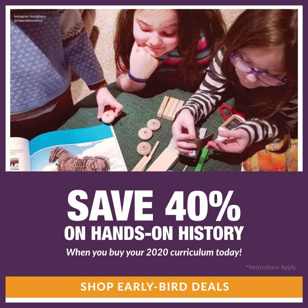 40% off Hands-on!