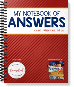 The Answers Books Companion Notebooking Journals
