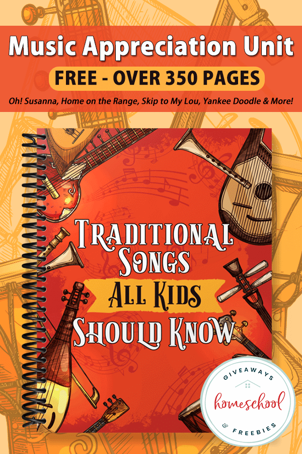 free music appreciate homeschool curriculum