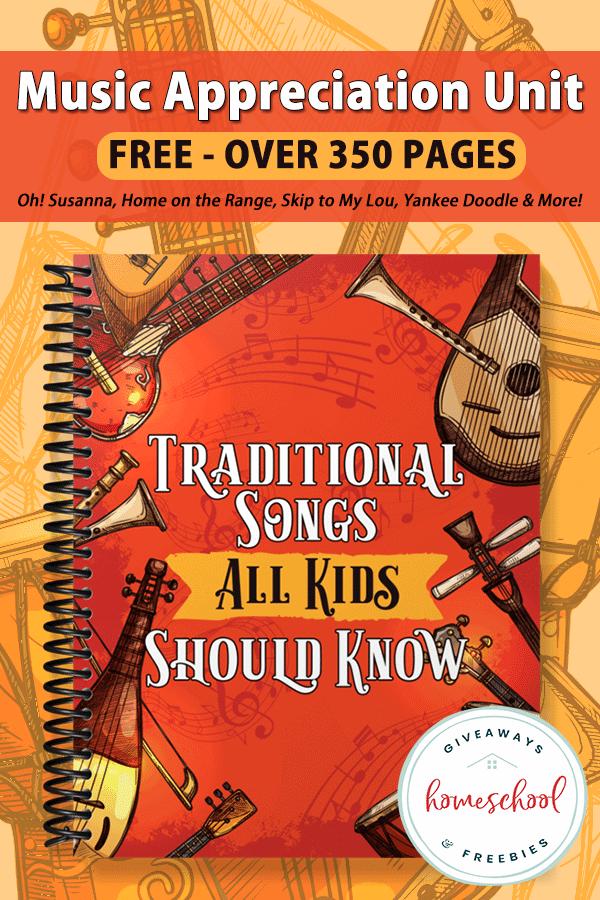 free music appreciate homeschool curriculum