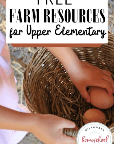 Free Farm Resources for Upper Elementary. #upperelementaryfarmresources #farmresources #upperelementaryresources #farmingresources