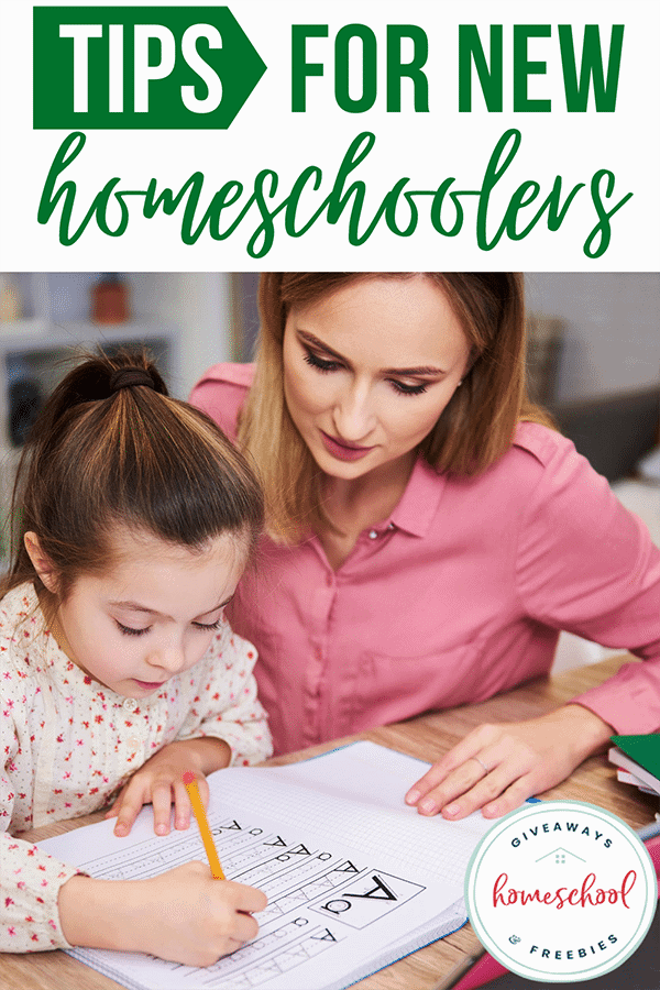 child doing worksheets with mom
