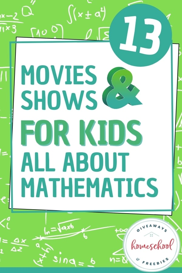 movies and shows about math