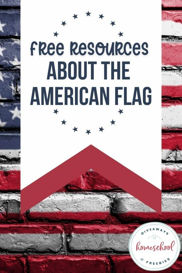 American flag resources