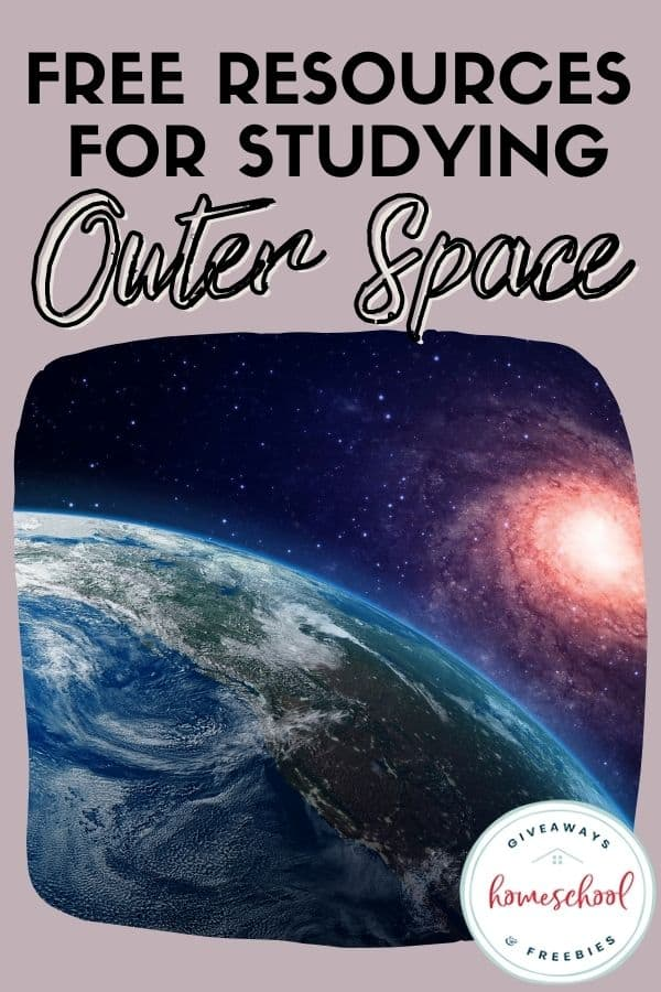 free outer space homeschool curriculum