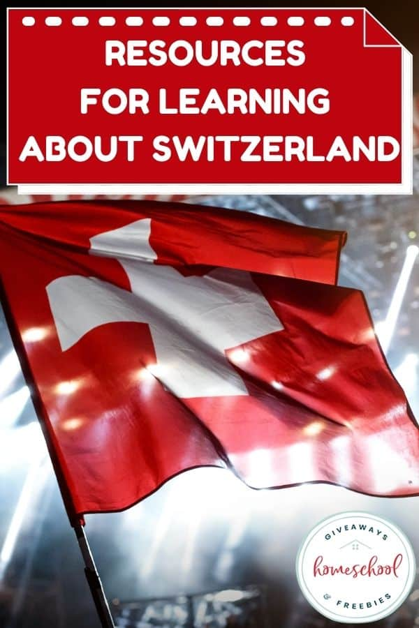 free learning resources about Switzerland