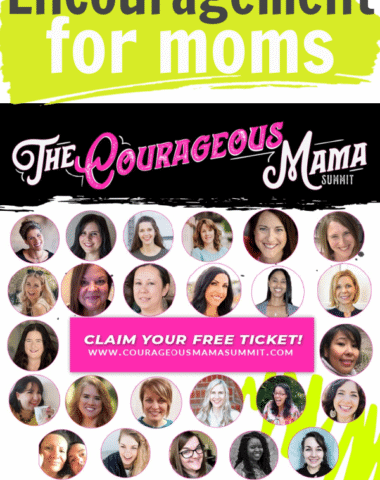 Courageous Mama Summit