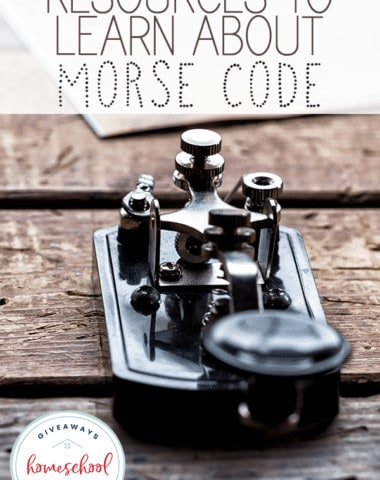 telegraph machine on a wooden table with overlay - Resources to Learn About Morse Code