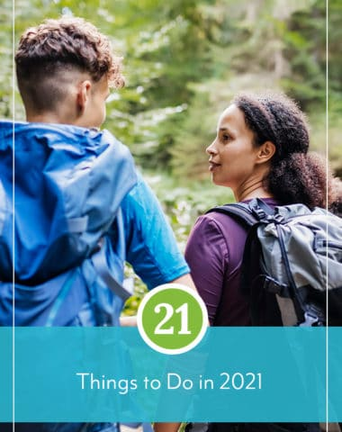 21 Things to Do in 2021