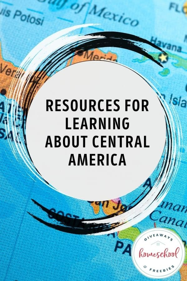 Central America learning resources