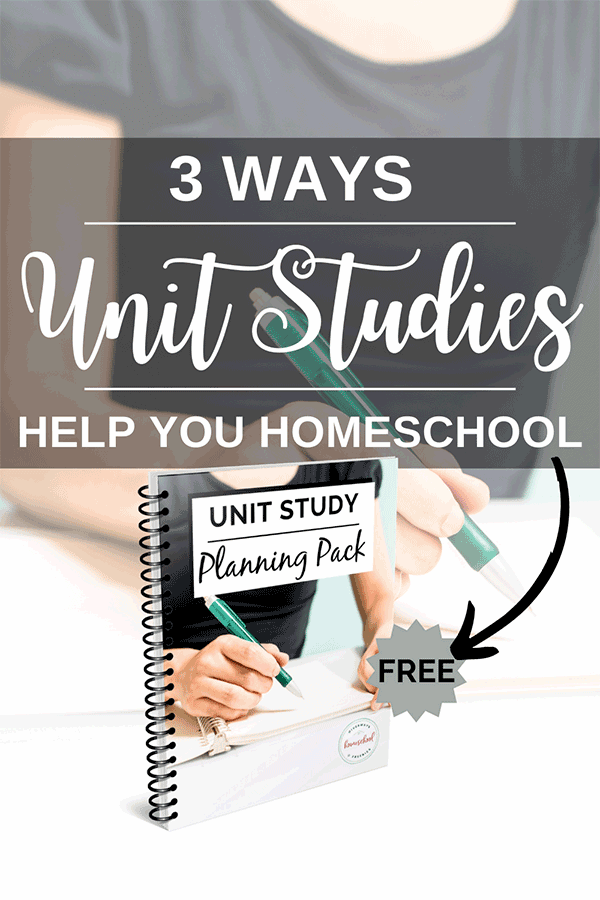 homeschool unit studies help