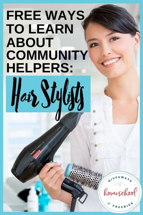 Free Ways to Learn About Hairstylists. #hairstylistresources #communityhelpers #communityhelperhairstylist