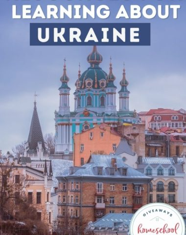 Resources for Learning About Ukraine. #homeschoolgiveaways #resourcesaboutukraine #ukraineresources #ukraineprintables #ukrainehistory