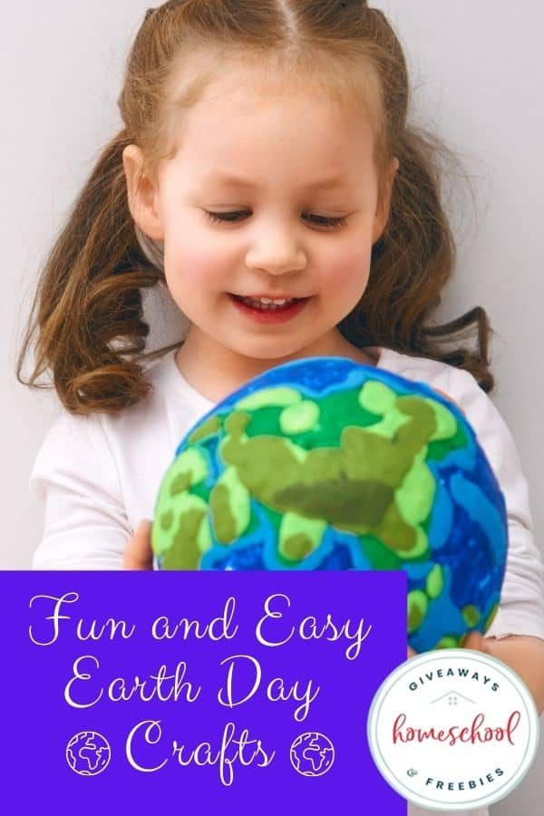Fun and Easy Earth Day Crafts