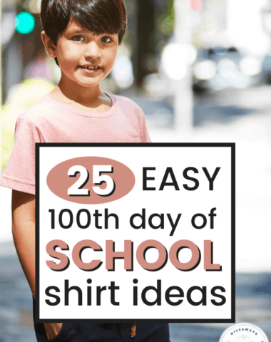 boy with t-shirt in background with text overlay