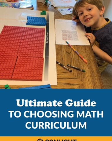 Your Ultimate Guide To Choosing The Best Math Curriculum
